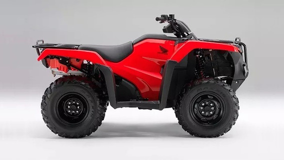 Honda Trx 420 Rancher Tm 4x2 0km 2019