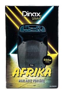 Parlante Bluetooh Afrika 550w