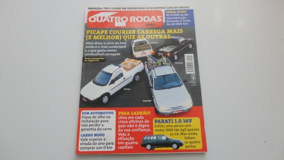 Revista Quatro Rodas # Número 446 Ano 1997 # Ótimo Estado