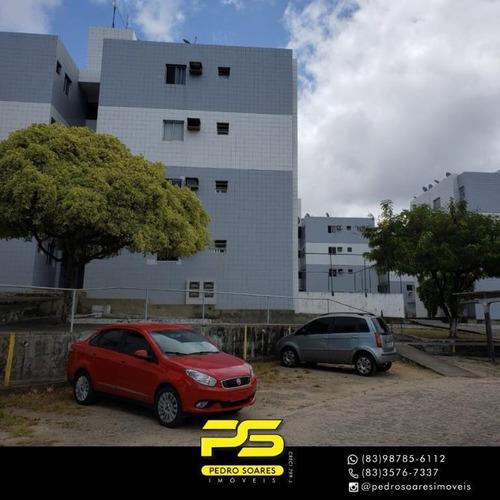Apartamento Com 2 Dormitórios À Venda, 57 M² Por R$ 120.000,00 - Jardim Esther - João Pessoa/pb - Ap4049