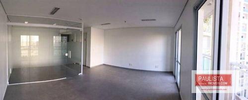 Imagem 1 de 30 de Sala, 45 M² - Venda Por R$ 350.000,00 Ou Aluguel Por R$ 1.500,00/mês - Chácara Santo Antônio (zona Sul) - São Paulo/sp - Sa0462