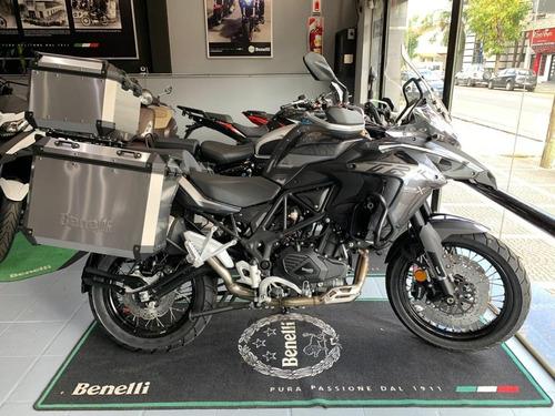 Benelli Trk 502 X - 0km - Ahora 18 - Milano Motos