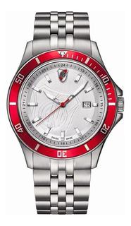 Reloj Swiss Military River Plate Ed Limitada Acero +envio