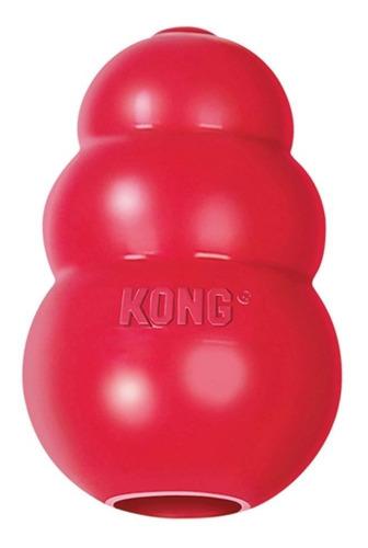Kong Classic Large Grande Brinquedo  Dispenser Para Cães