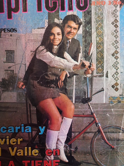 Fotonovela Macaria Revista Capricho