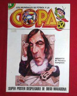 Revista De Coleccion Del Mundial España 82