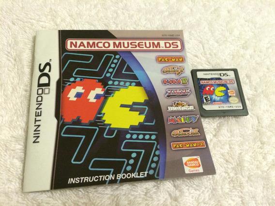 Namco Museum Ds (nintendo Ds, 2006)