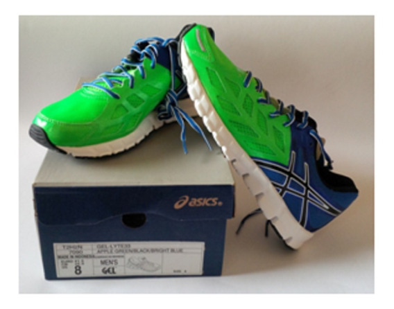 Zapato Deportivo Asics Gel-lyte 33 Para Caballero