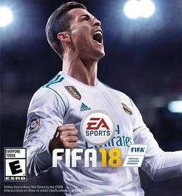 Fifa 18 Ps3 Play 3 Midia Digital Original Em Portugues