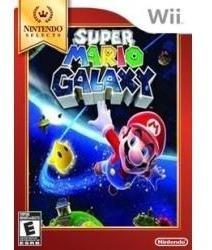 Super Mario Galaxy Nintendo Select Wii Envio Gratis 24 Hrs