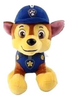 Peluche Chase Paw Patrol Patrulla De Cachorros Villa Urquiza