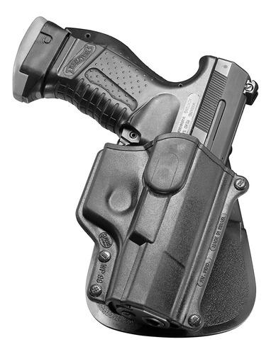 Imagen 1 de 1 de Pistolera Externa Derecha Fobus Walther P99
