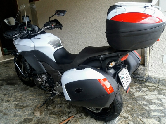 Kawasaki Versys Trail 1000 - 2013