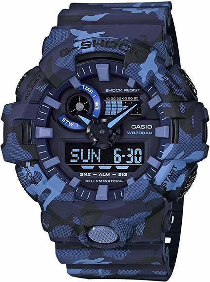 Relógio G-shock Ga700cm-3a