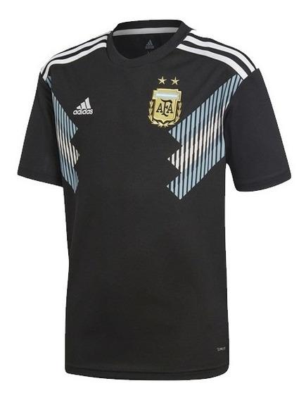 Camiseta Oficial Selección Argentina Alternativa 2019 adidas