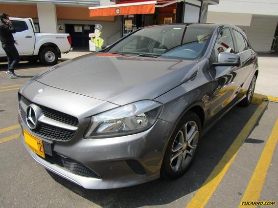 Mercedes Benz Clase A A200 1.6 Tp