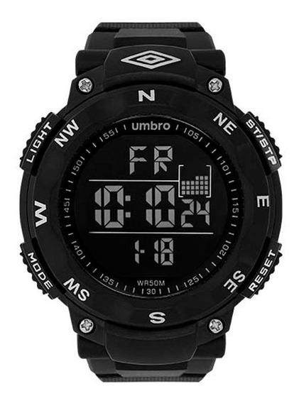 Relógio Umbro Masculino Umb-01-1 C/ Garantia E Nf