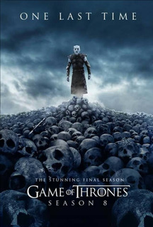 Game Of Thrones Octava Temporada Completa En Dvd!