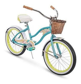 Huffy Panama Jack Bicicleta De Crucero De Playa Para Niñas