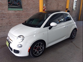 Fiat 500 Sport 2012