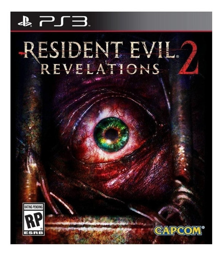 Imagen 1 de 4 de Resident Evil: Revelations 2 Standard Edition Capcom PS3 Digital