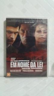Dvd Em Nome Da Lei Filme Original Cinema Nacional