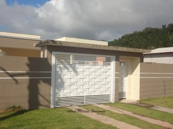 Ana Maria Imóveis Casa Em Caraguatatuba. - C423-1