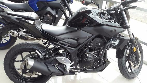 Yamaha Mt03 Mt 03 2018 Normotos Negro El Mejor Contado