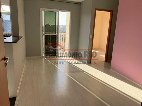 Inacreditavel Apartamento, 2quartos, Varanda, 1vaga E Financiando - Paap23193