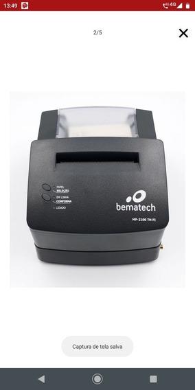 Impressora Fiscal Mp 2100 Th Fi Bematech