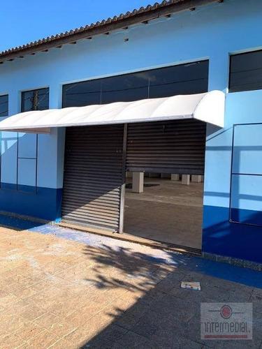 Barracão Para Alugar, 588 M² Por R$ 6.000,00/mês - Águia Da Castelo - Boituva/sp - Ba0023
