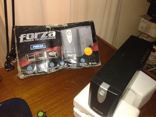 Ups Forza Modelo Sl-752c 750va 220v 1 Batería
