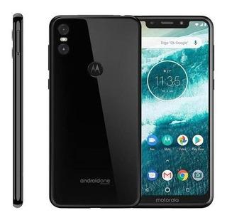 Motorola Moto One 64gb Xt1941 Vitrine - Oferta Black Friday