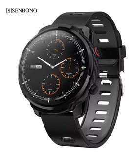 Pulseira Sport Para Smartwatch Senbono S10 Plus