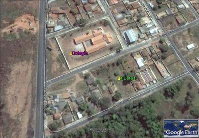 Area 1.514m2 (04 Lotes, Asfalto E Agua) Vila Maria