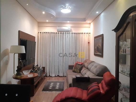 Apartamento Residencial À Venda, Vila Jones, Americana. - Ap0290