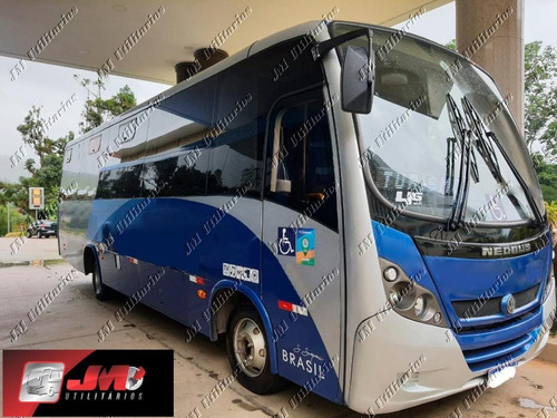 Neobus Thunder Plus Ano 2013 C/ar E Wc Jm Cod 708