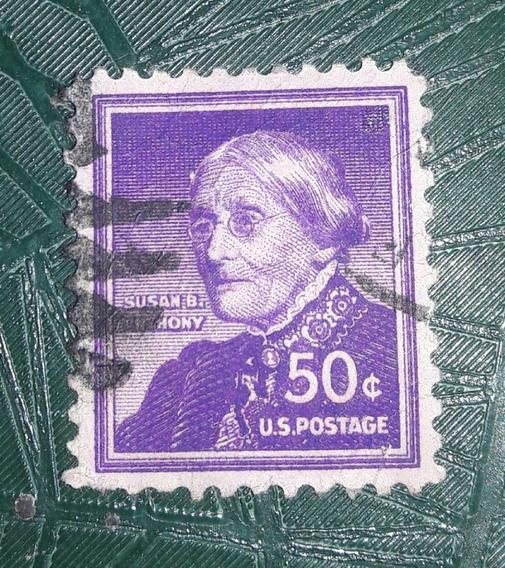 Sello Susan B. Anthony (1820-1906), Women