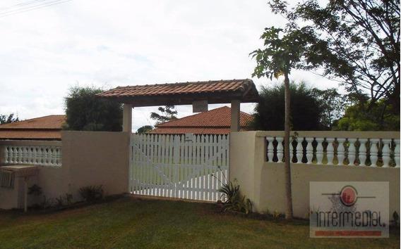 Chácara Residencial À Venda, Aleluia, Cesário Lange. - Ch0456