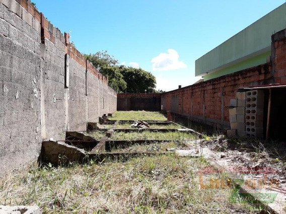 Terreno Para Venda Em Peruíbe, Res. Parque Daville - 1588