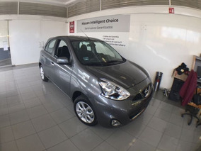 Nissan March March Advance Tm 2018 Seminuevos
