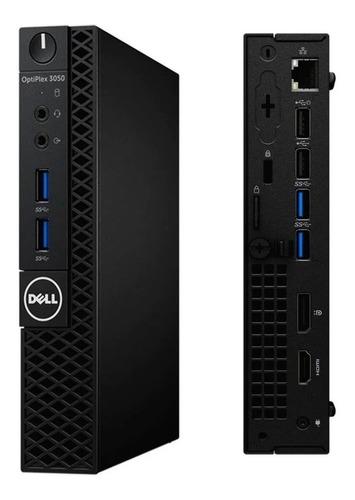 Imagem 1 de 1 de Mini Cpu Dell 3070 I3 8gb Ddr4 128 Ssd Optiplex Mini Pc
