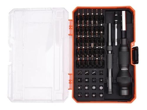 Juego Kit Set Destornillador Precisión Harden 50 Piezas