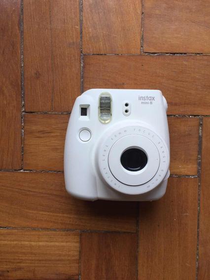 Camera Fujifilm Instax Mini 8 + 1 Pacote De Filme