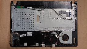 Carcaça Notebook Cce Win Completa Com Teclado E Acerários