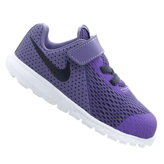 Tênis Nike Infantil Flex Experience Roxo Menina 844993501
