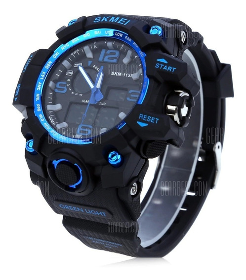 Relógio Skmei 1155 Led Digital Quartz Watch