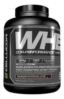 Cor-performance Whey 1,626 Kg Chocolate Cellucor