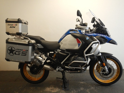 Bmw R 1250 Gs Adventure Hp - Equipada !!