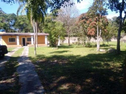 Bela Chácara No Jardim Coronel, Em Itanhaém - 2537